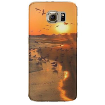 Kritzel Case Collection Galaxy S6 Edge - Nature #327