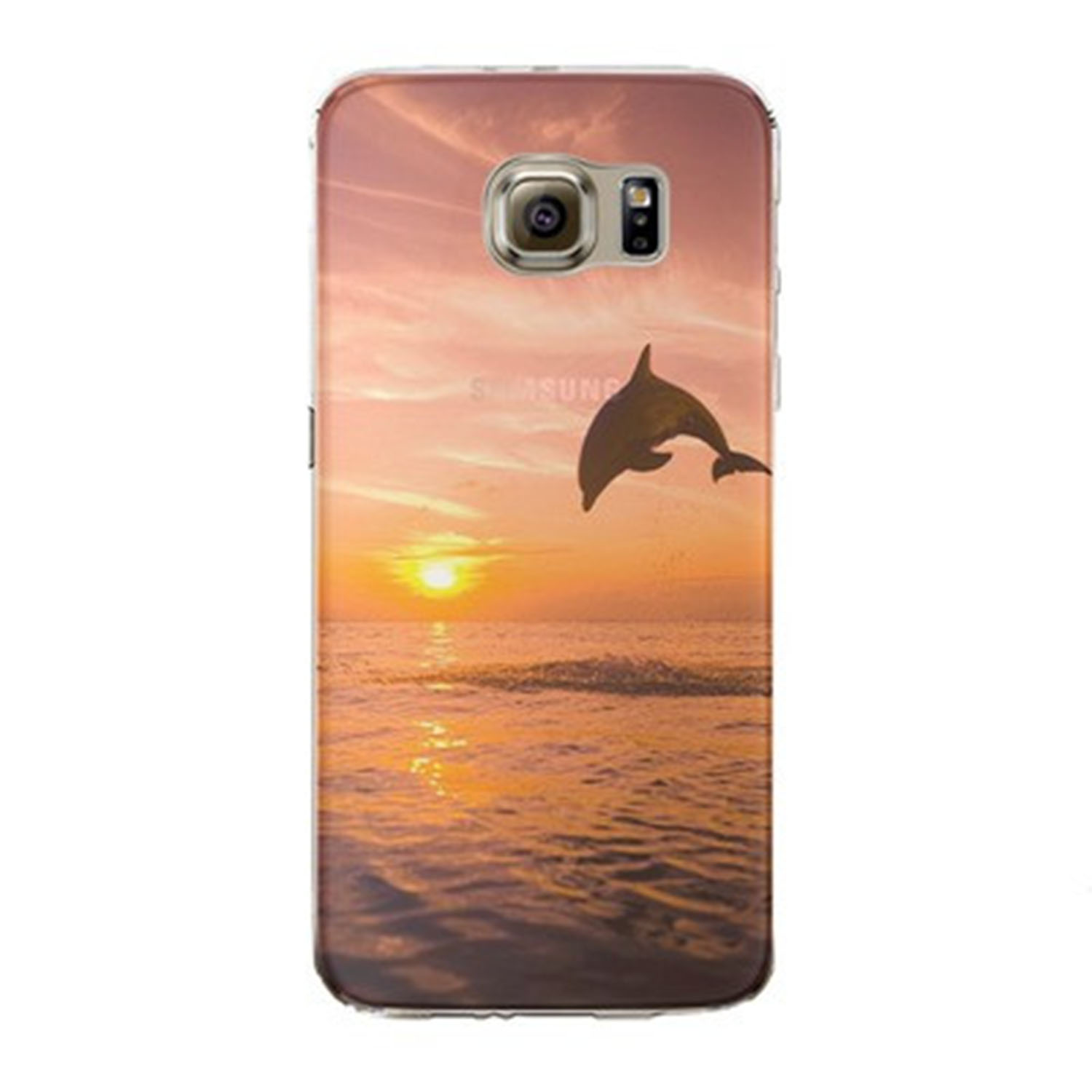 Kritzel Case Collection Galaxy S6 - Nature 332