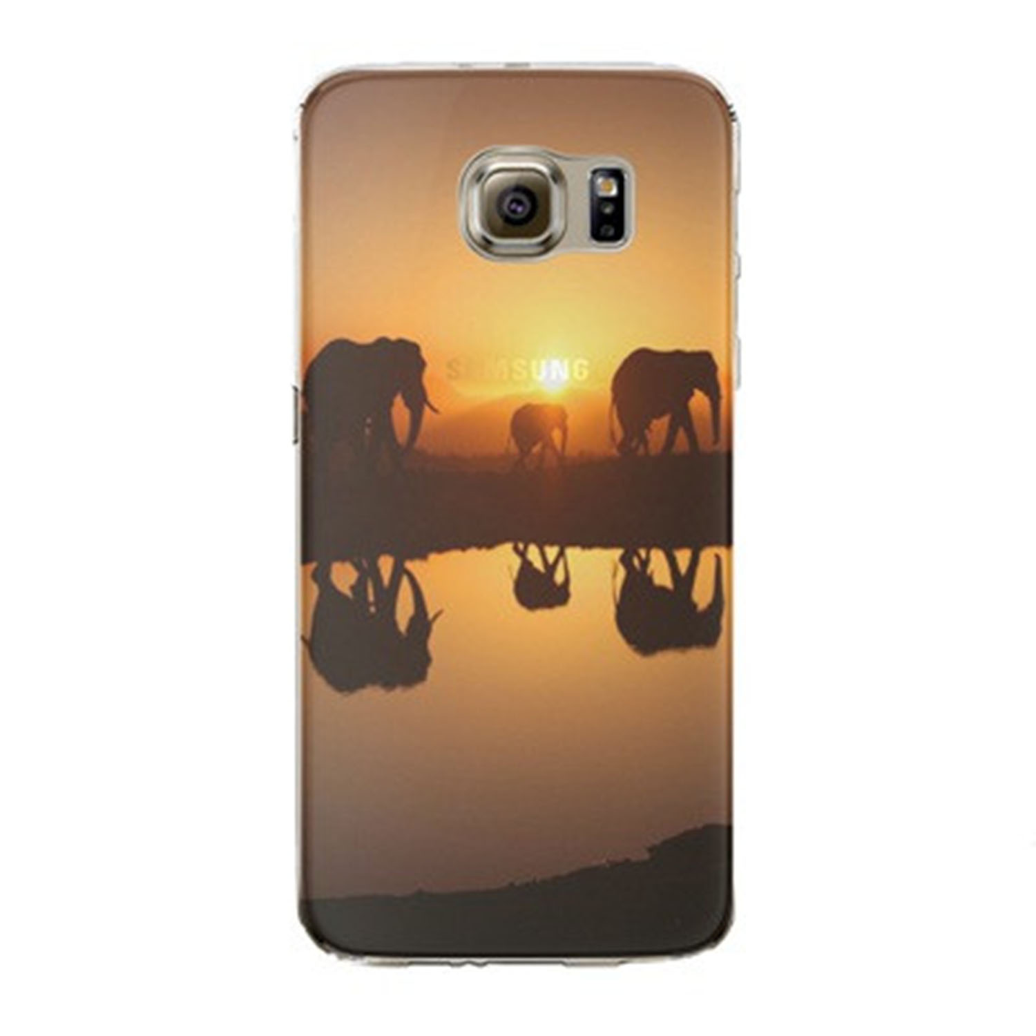 Kritzel Case Collection Galaxy S6 - Nature 335