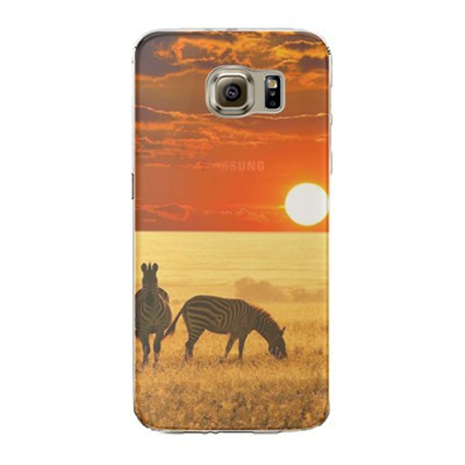 Kritzel Case Collection Galaxy S6 - Nature 336
