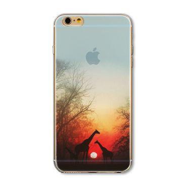 Kritzel Case Nature Collection für iPhone 6 / 6s - #342