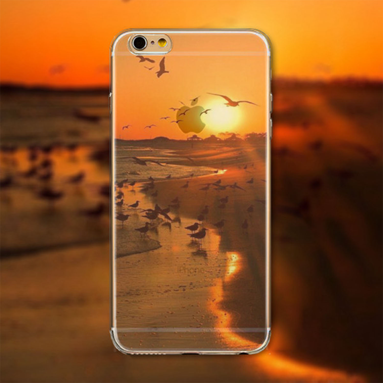 Kritzel Case Nature Collection für iPhone 6 / 6s - #344