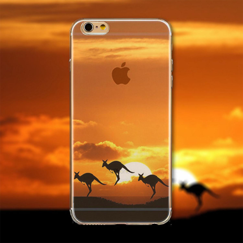Kritzel Case Nature Collection für iPhone 6 / 6s - #345