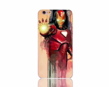 Kritzel Superheroes Collection für iPhone 6 / 6s - SHC #17