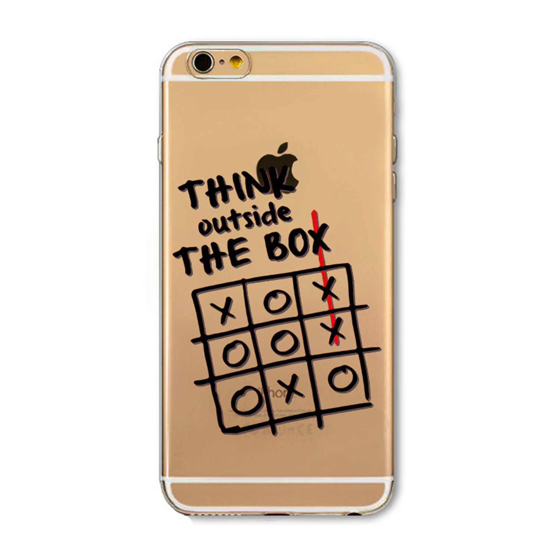 Kritzel Case für iPhone 6 / 6s - Mod. #353