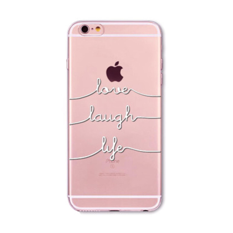 Kritzel Case für iPhone 6 / 6s - Mod. #358
