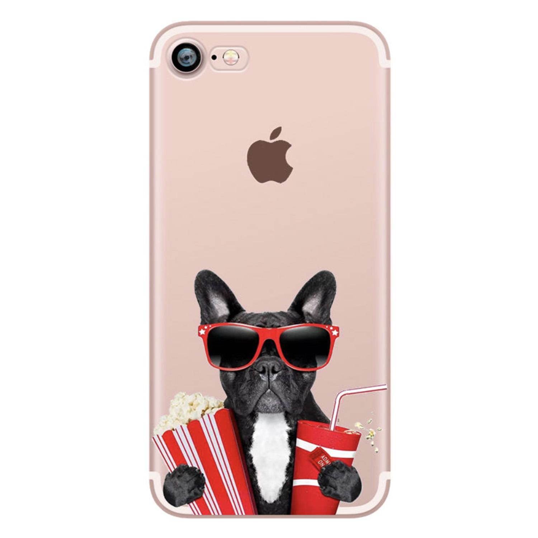 Kritzel Case für iPhone 6 / 6s - Funky Collection #396