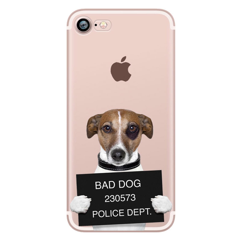 Kritzel Case für iPhone 6 / 6s - Funky Collection #397