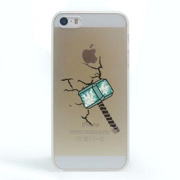 Kritzel Case iPhone 5s / SE - Comic SHC - Thor