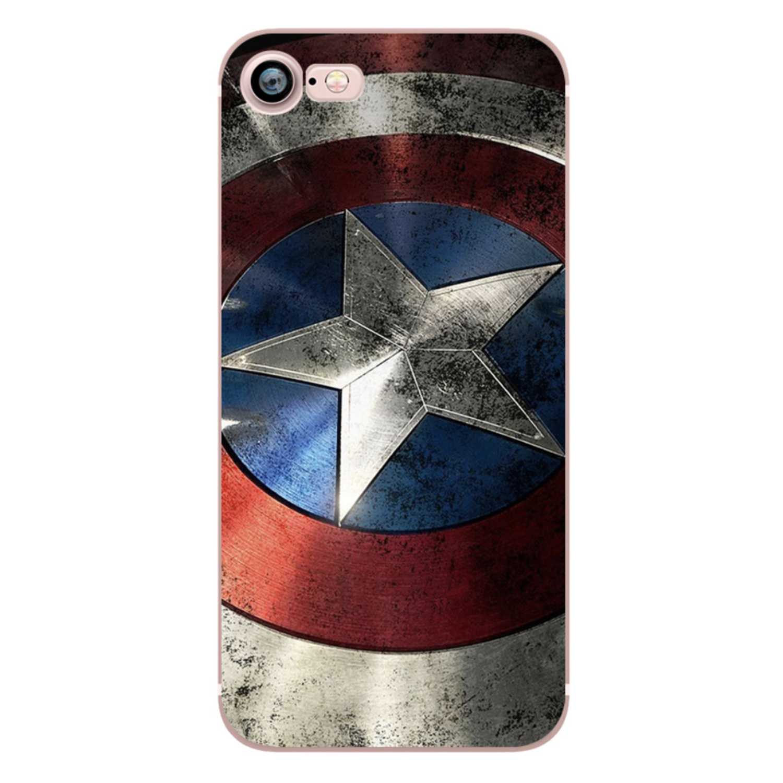Kritzel Superheroes Collection für iPhone 7 - SHC - #23