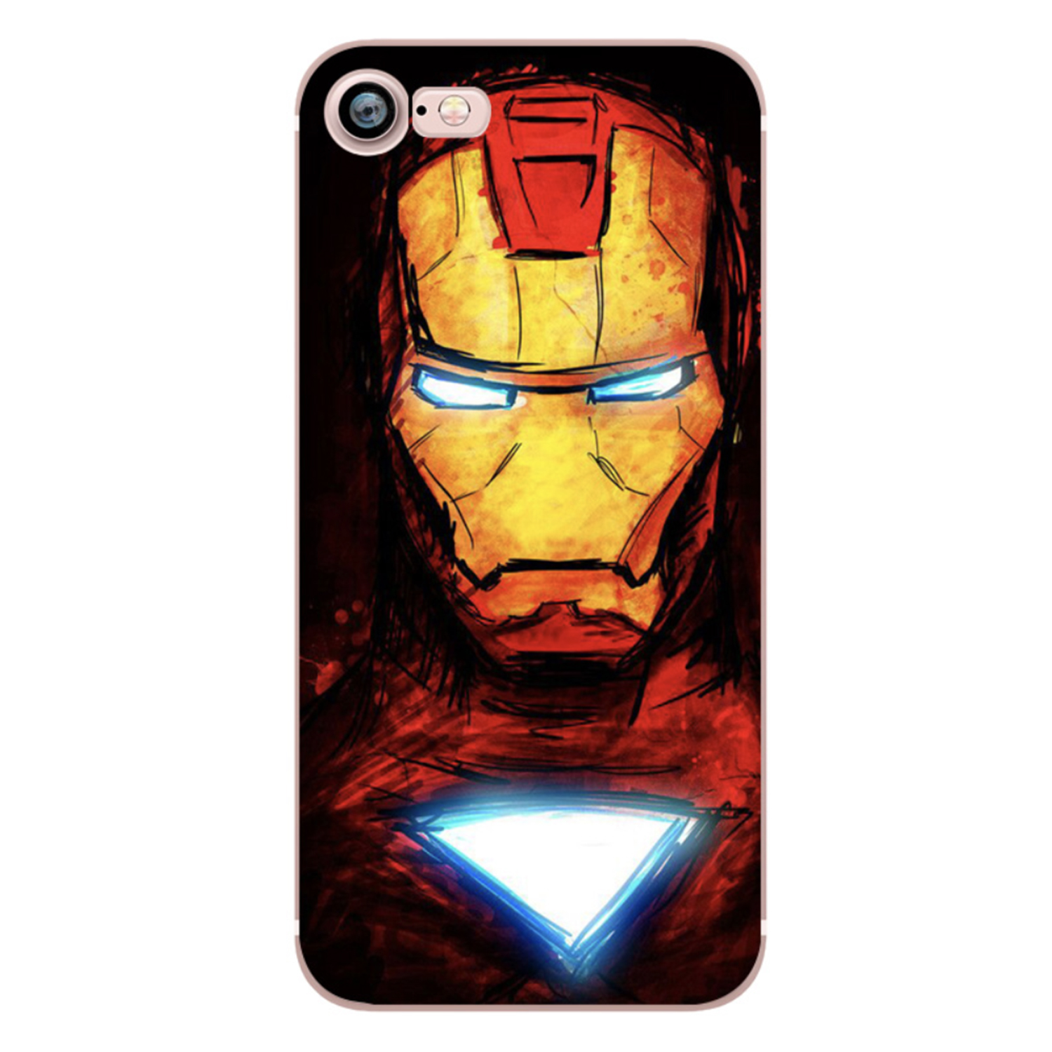 Kritzel Superheroes Collection für iPhone 7 - SHC - #25
