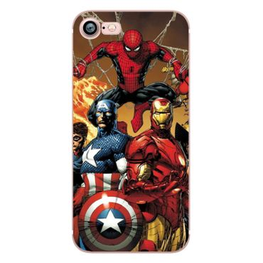 Kritzel Superheroes Collection für iPhone 7 - SHC - #29