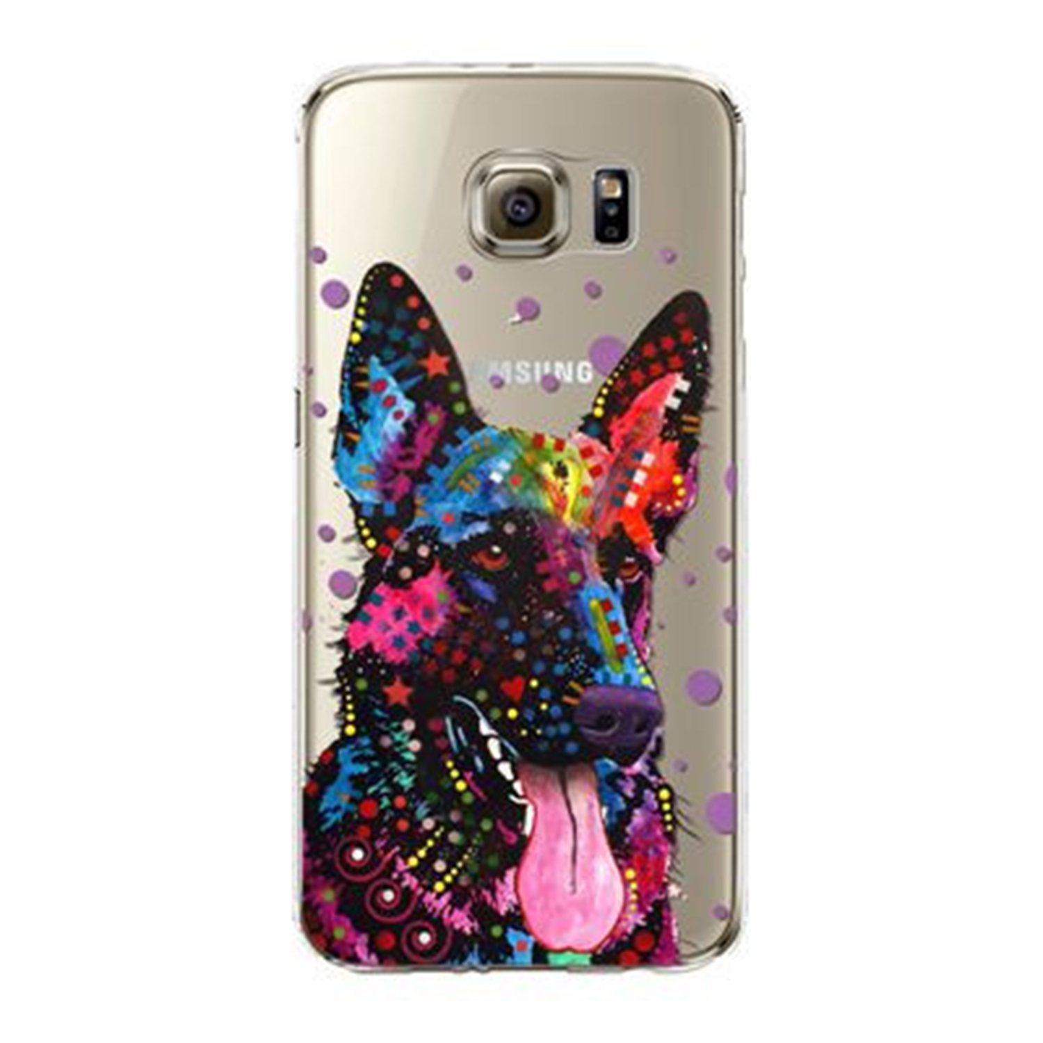 Kritzel Case Collection Galaxy S7 edge - Mod. #440