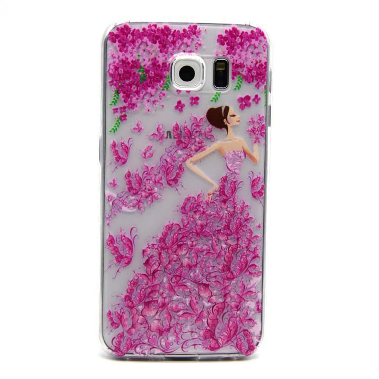 Kritzel Case Collection Galaxy S6 - Mod. 477