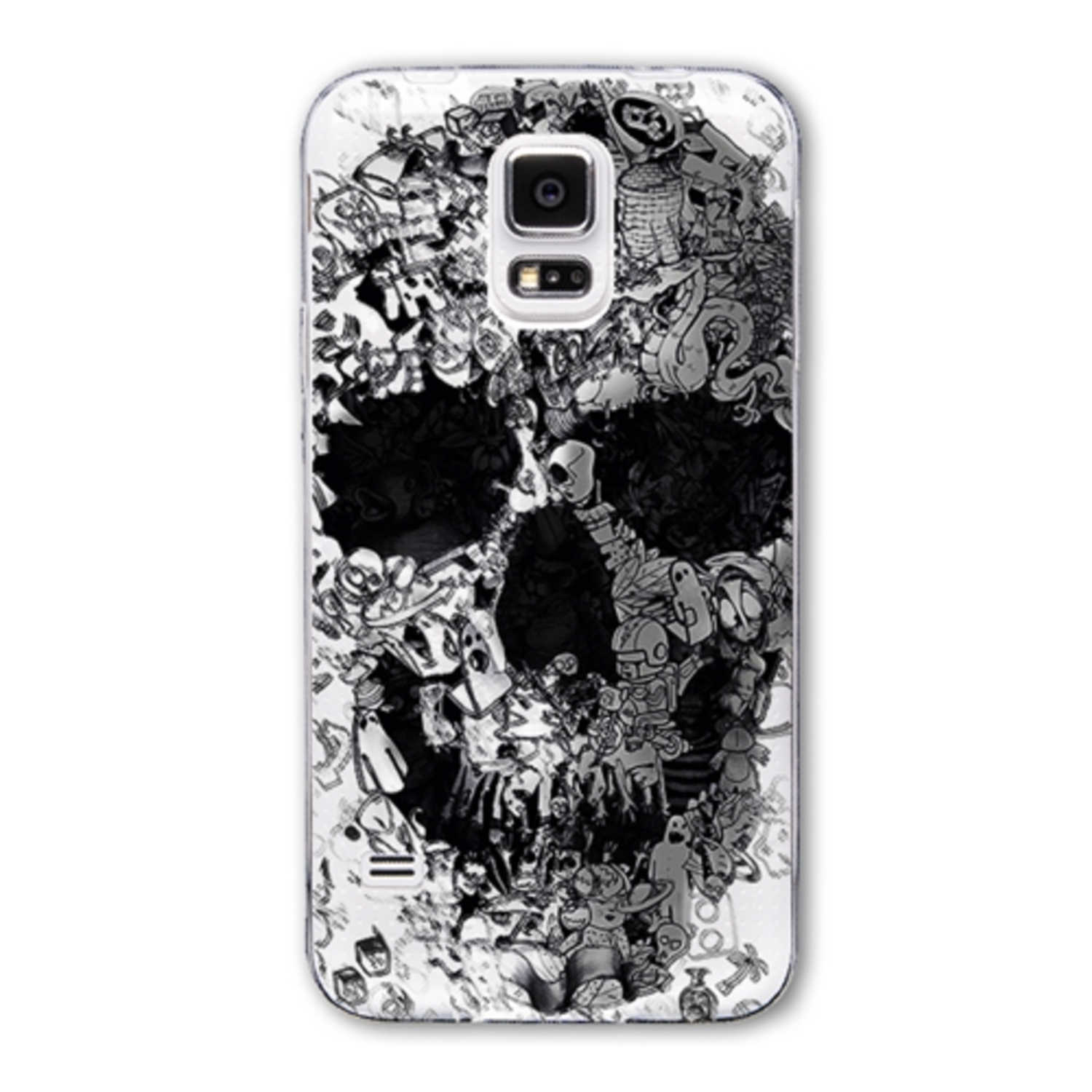 Kritzel Case Collection Galaxy S5 - Mod. #493