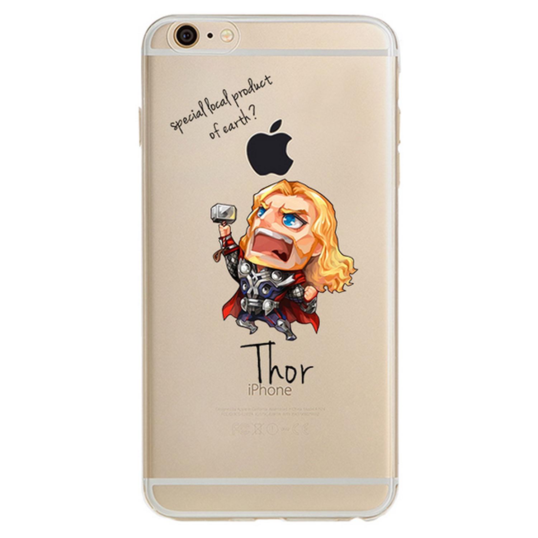 Kritzel Collection für iPhone 7 - Thor