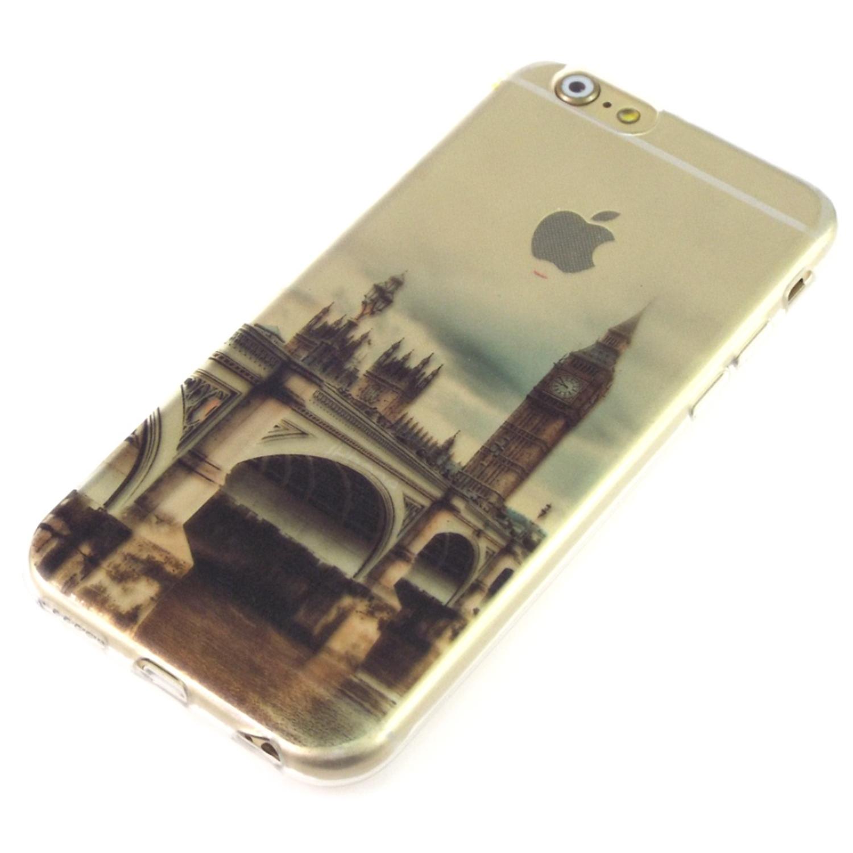 Kritzel Case Nature Collection für iPhone 6 / 6s - #518