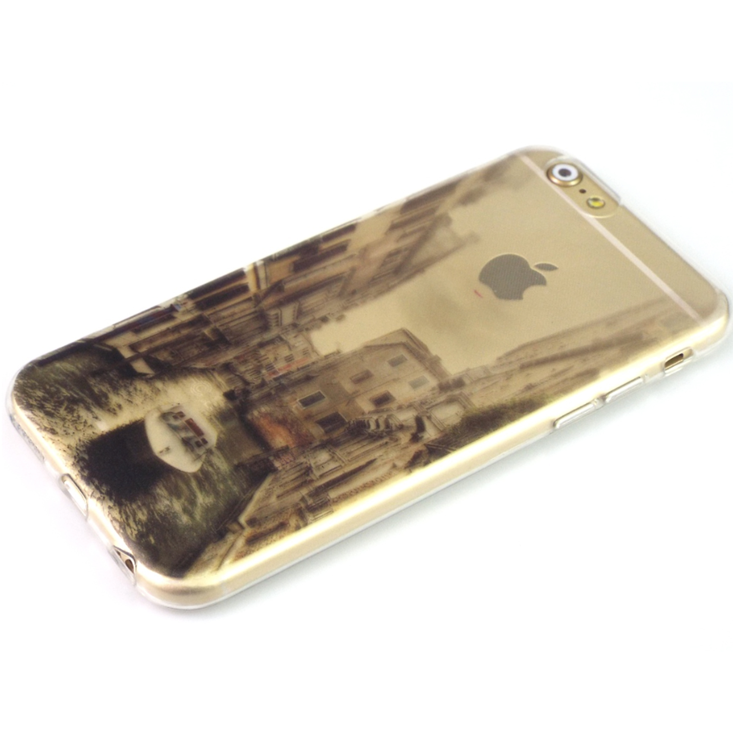 Kritzel Case Nature Collection für iPhone 6 / 6s - #519