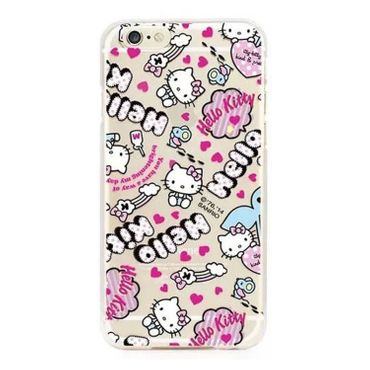 Kritzel Case für iPhone 6 Plus / 6s Plus - Hello Kitty #12