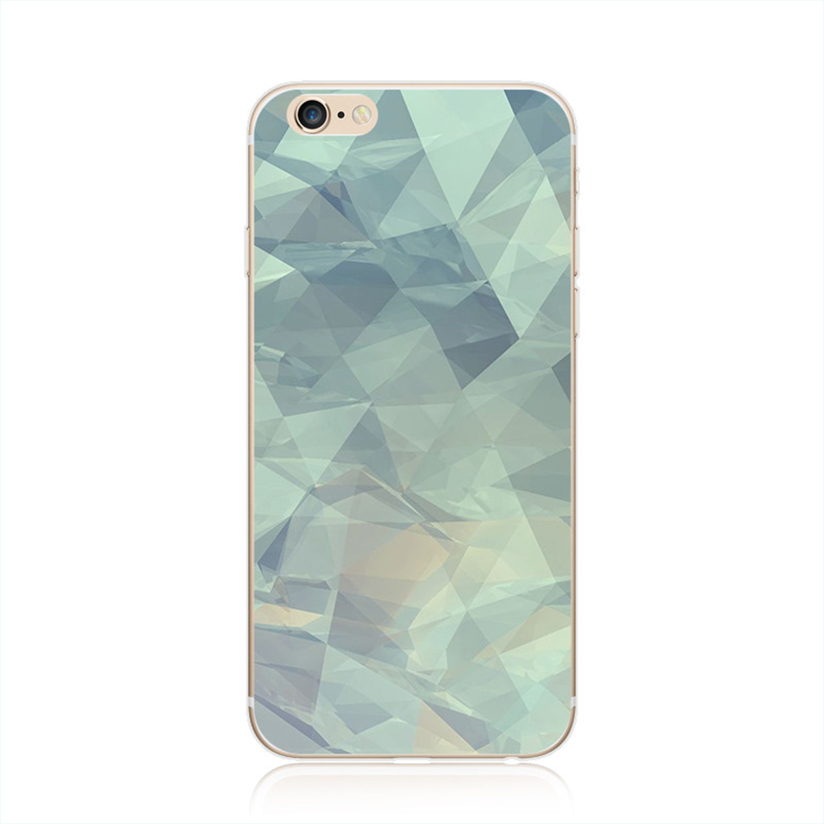Kritzel Schutzhülle für iPhone 7 - Abstract