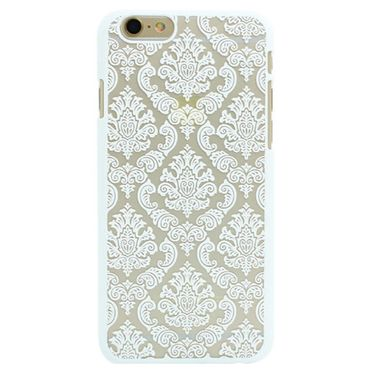 NOXCASE Case iPhone 6 / 6s - Lace / Spitze Weiß  - Thumb 1