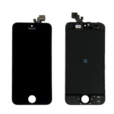 EXO Phone LCD Display für iPhone 5S - Schwarz - Thumb 2