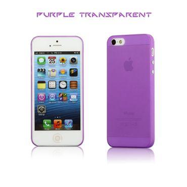 Ultra-Slim iPhone 5 5S 5G Hard Case Slim Case Schutz Hülle Cover Bumper   - Thumb 5