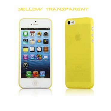 Ultra-Slim iPhone 5 5S 5G Hard Case Slim Case Schutz Hülle Cover Bumper   - Thumb 7