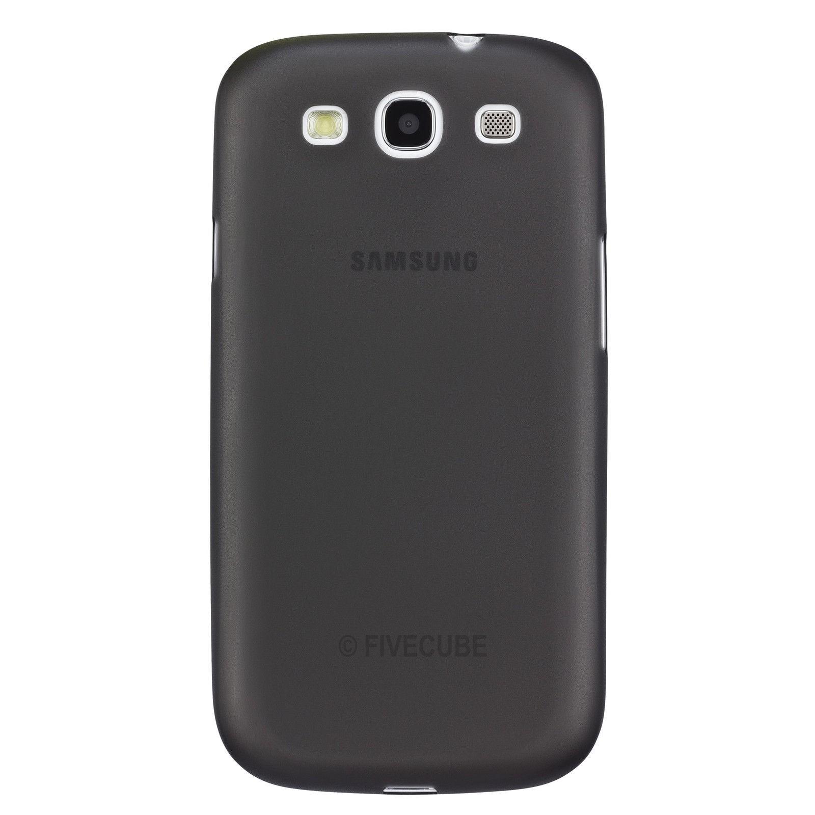 Ultra-Slim Galaxy S3 i9300 SlimCase Schutz Hülle HardCase Cover Bumper Tasche