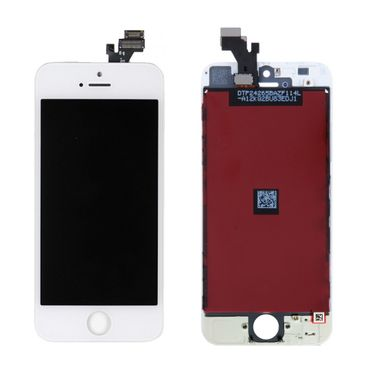 EXO Phone LCD Display für iPhone 5G - Weiß - Thumb 2