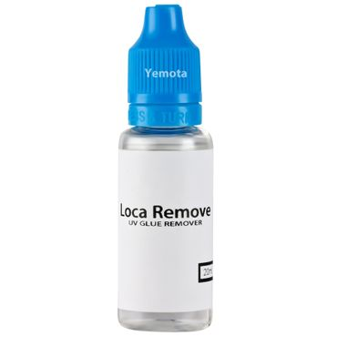 Yemota Pro UV Glue Remover - 20ml