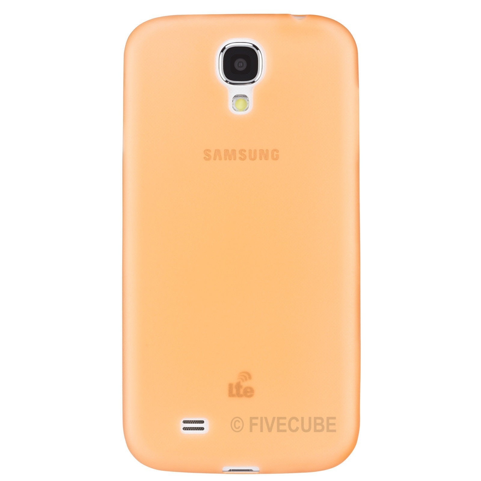 Yemota Pro Galaxy S4 Slim Case - Orange