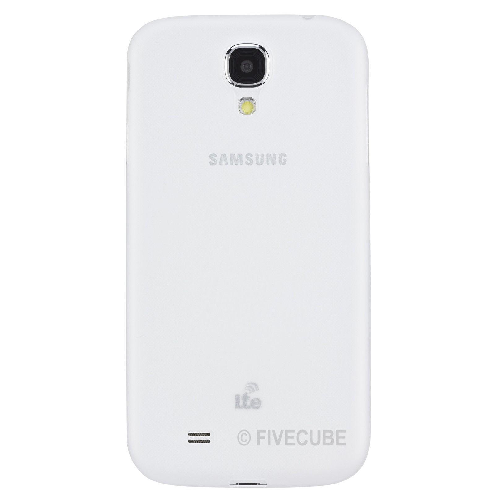 Yemota Pro Galaxy S4 Slim Case - Weiß