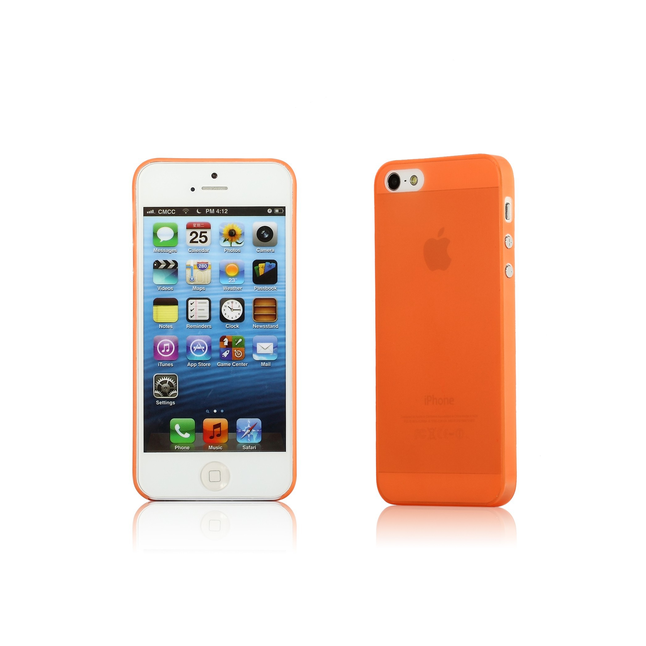 Yemota Pro Slimcase iPhone 5 / 5S - Orange
