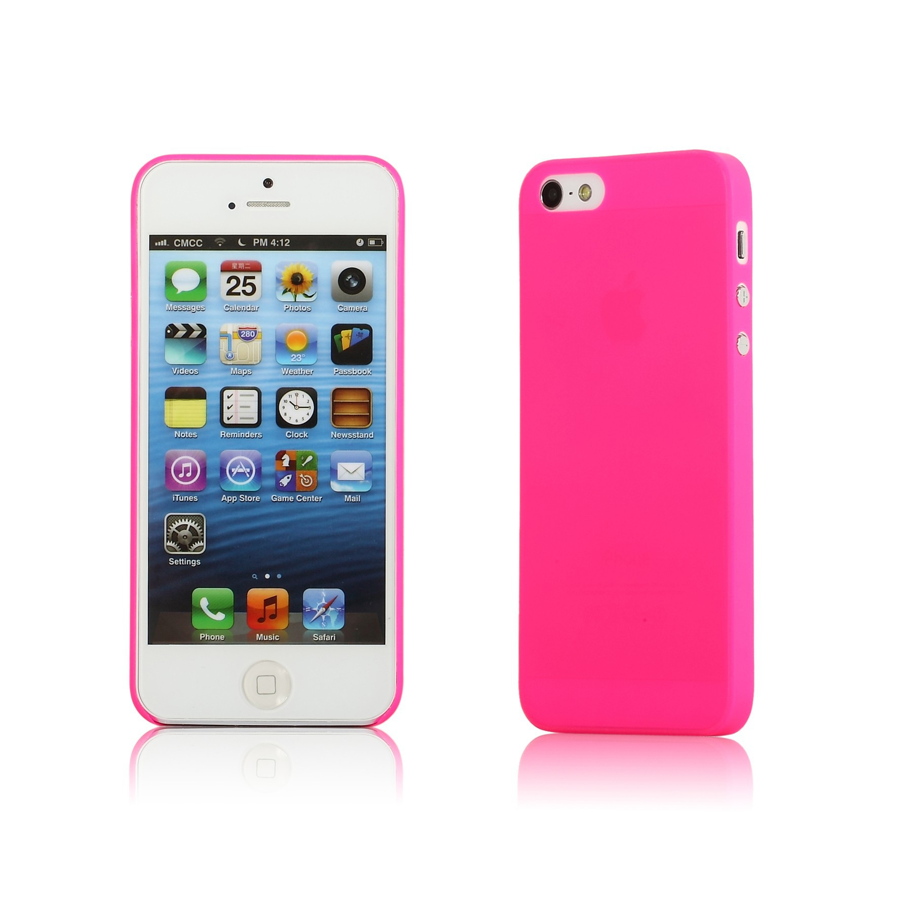Yemota Pro Slimcase iPhone 5 / 5S - Pink