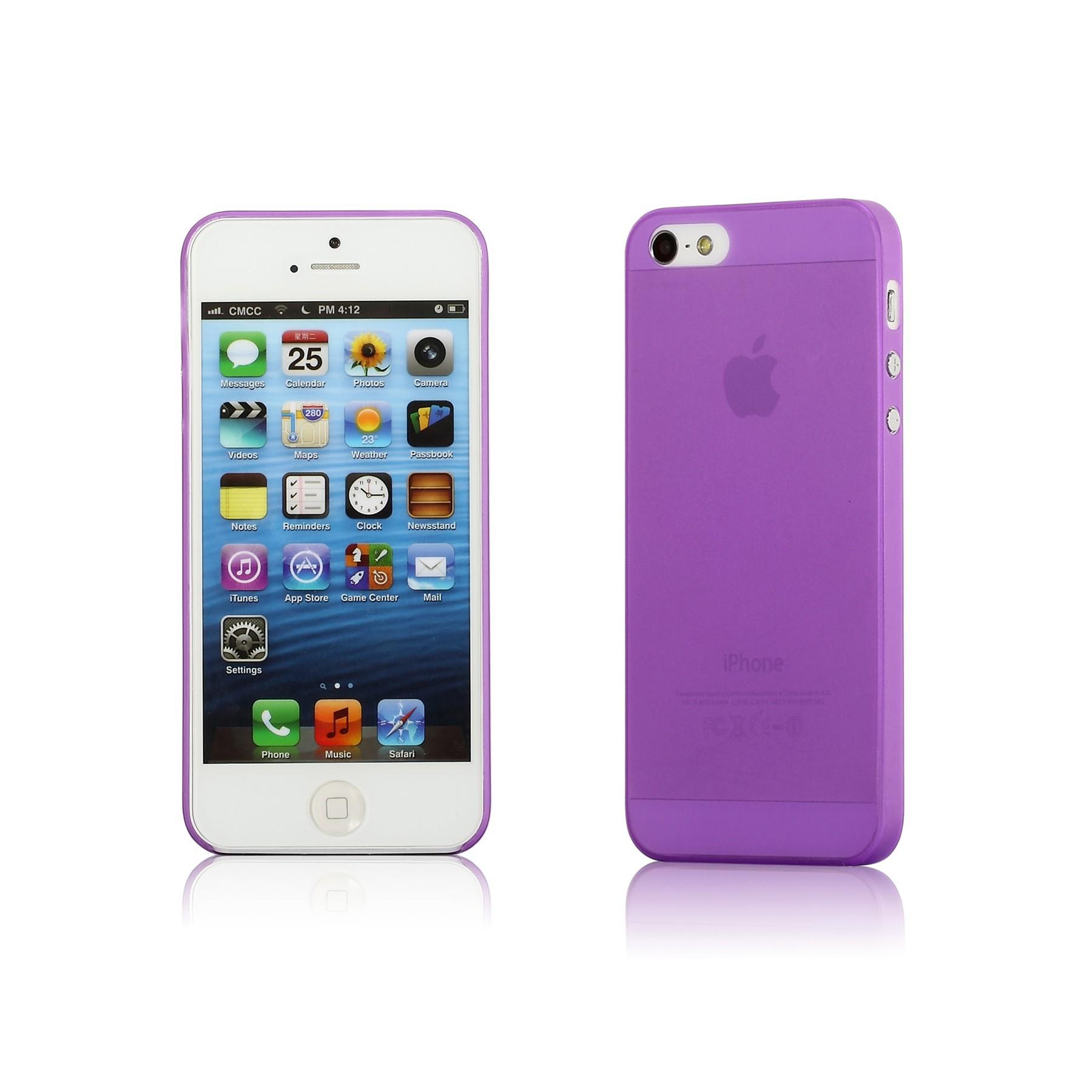 Yemota Pro Slimcase iPhone 5 / 5S - Lila