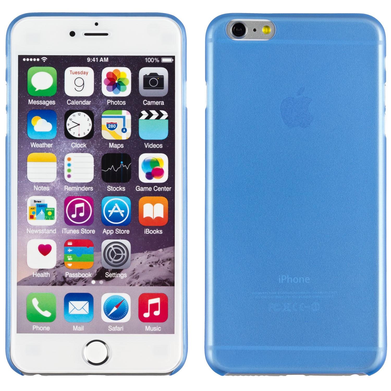 Yemota Pro Slimcase iPhone 6 plus - Blau