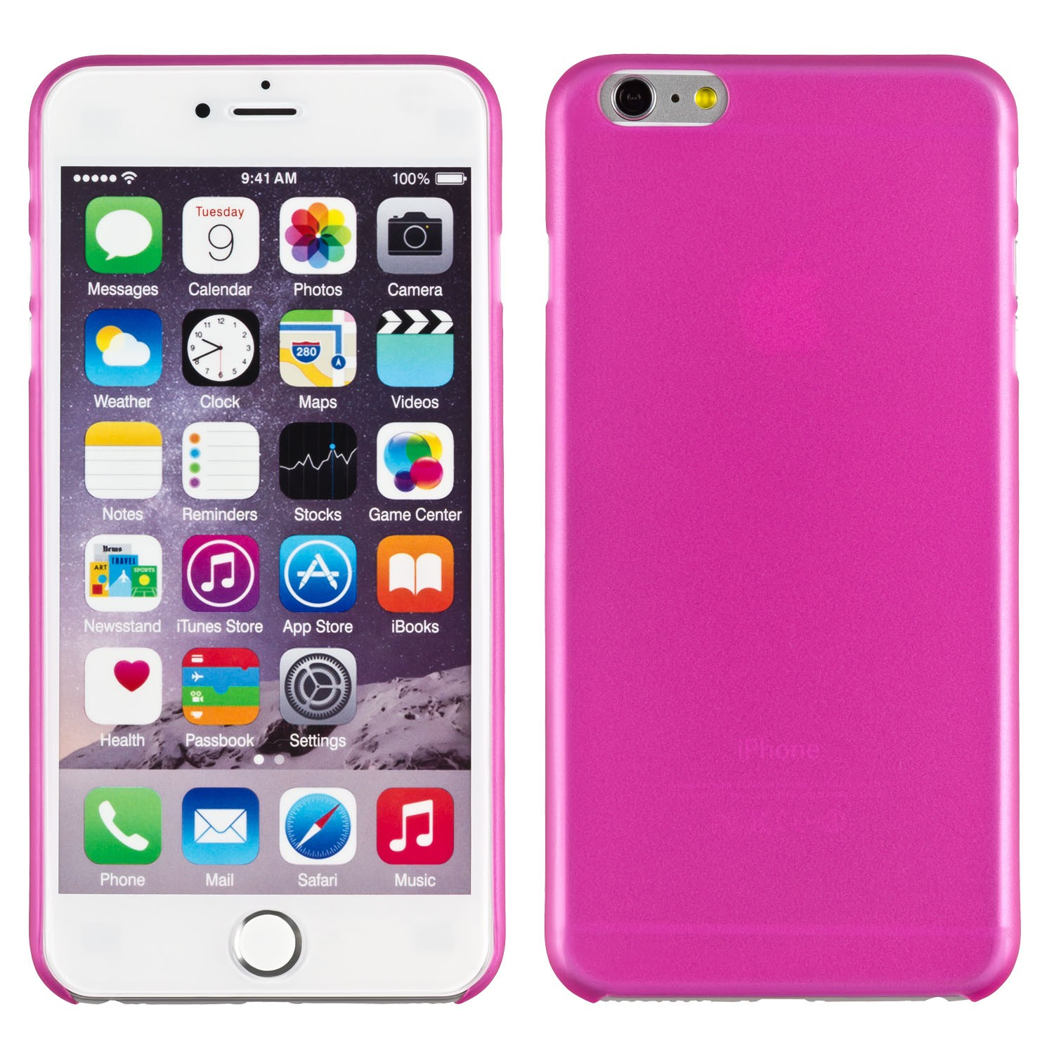 Yemota Pro Slimcase iPhone 6 plus - Pink