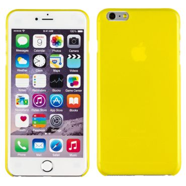 Yemota Pro Slimcase iPhone 6 plus - Gelb