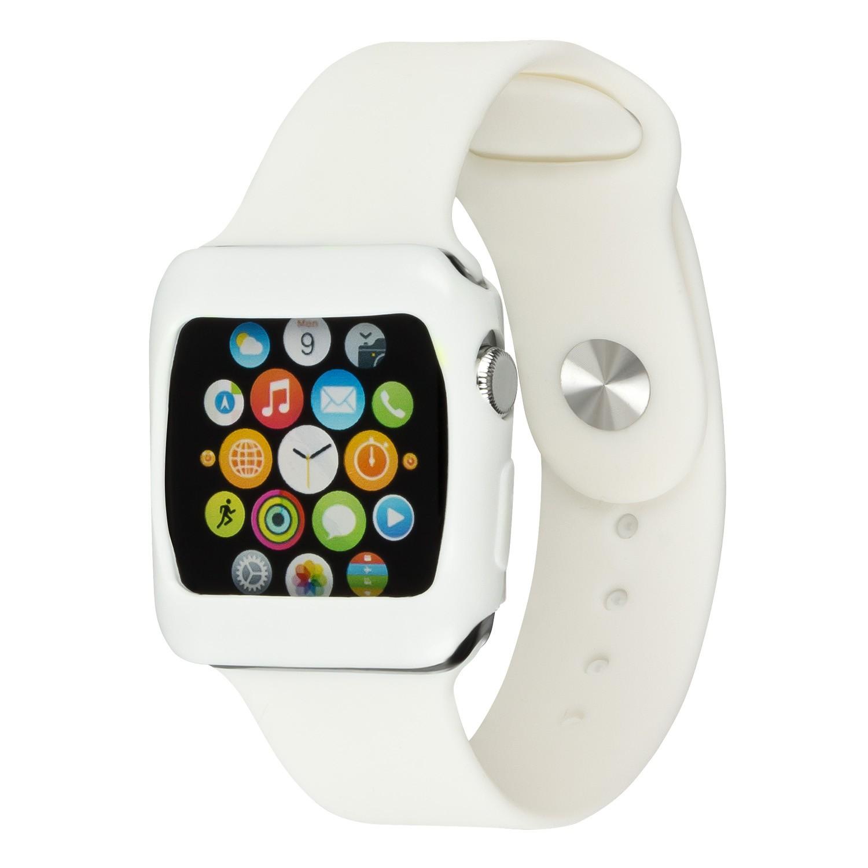 Yemota Pro Slimcase Apple Watch 38mm - Weiß