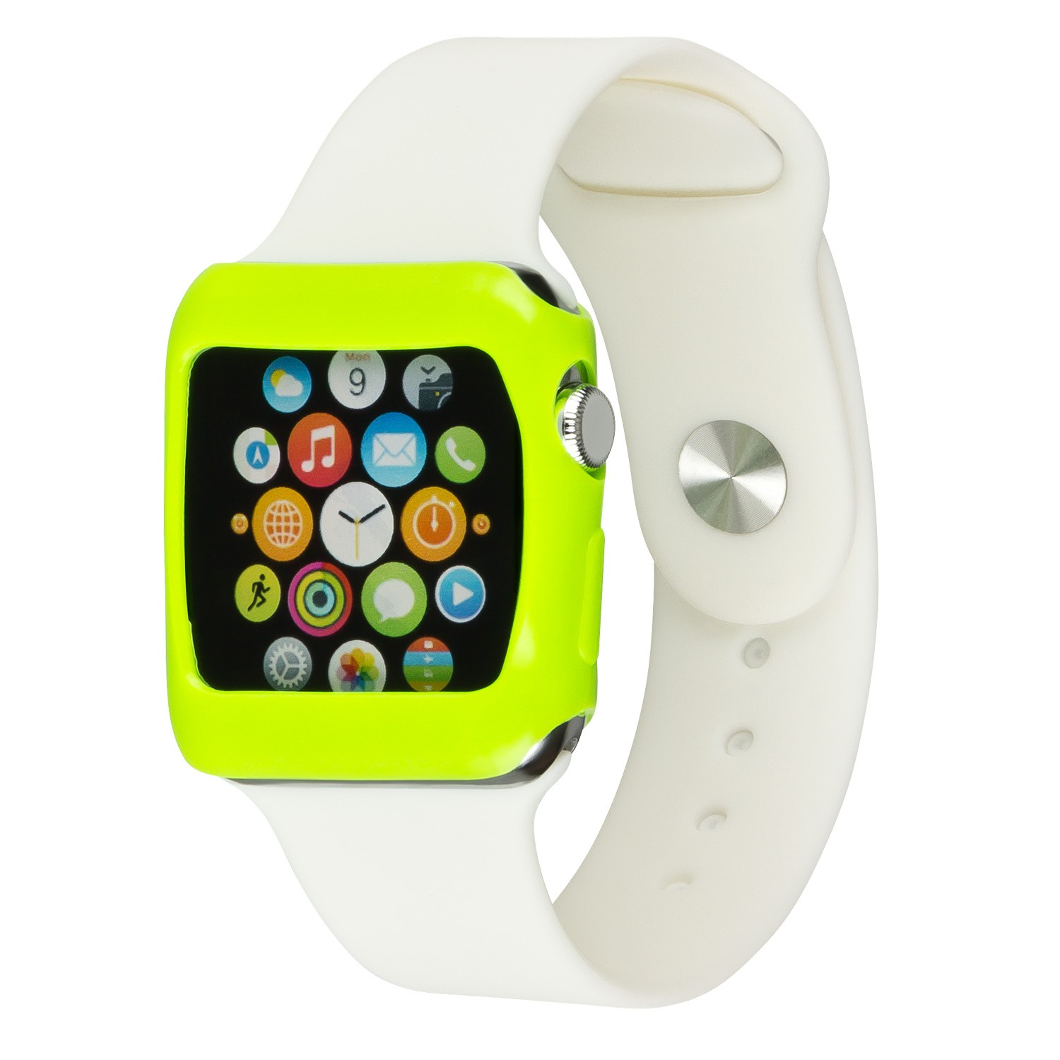 Yemota Pro Slimcase Apple Watch 38mm - Grün