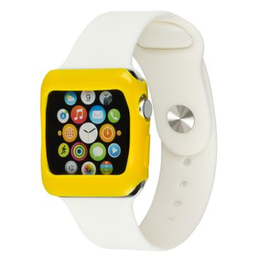 Yemota Pro Slimcase Apple Watch 42mm - Gelb