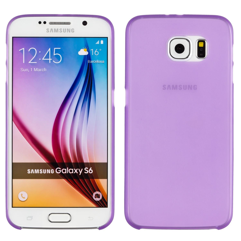 Yemota Pro Slimcase Samsung Galaxy S6 -  Lila