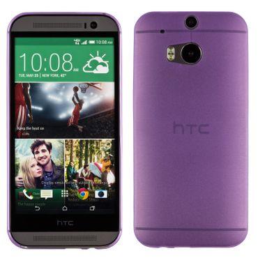 Yemota Pro Slimcase HTC One M8 - Lila