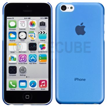 Yemota Pro Slimcase iPhone 5C - Blau