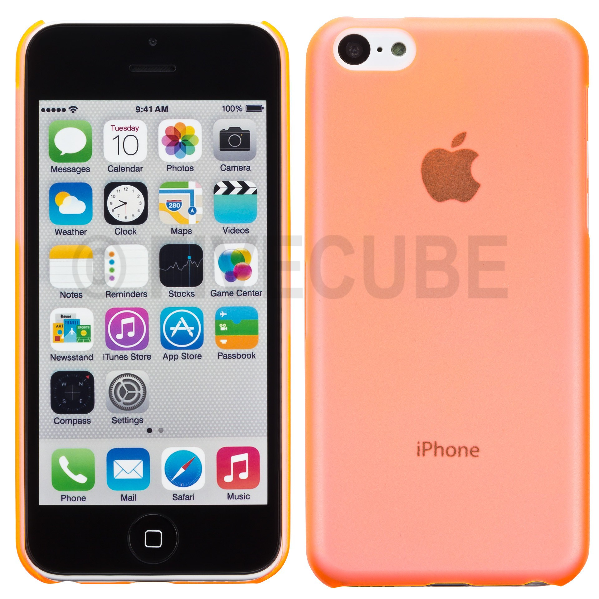 Yemota Pro Slimcase iPhone 5C - Orange