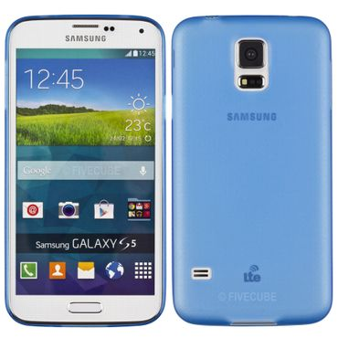 Yemota Pro Slimcase Samsung Galaxy S5 - Blau