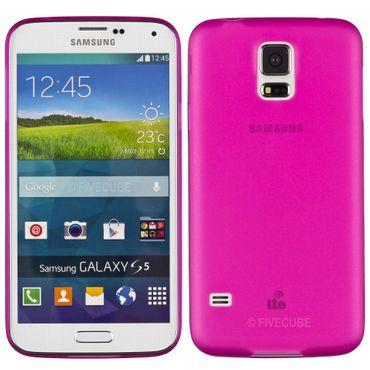 Yemota Pro Slimcase Samsung Galaxy S5 - Pink