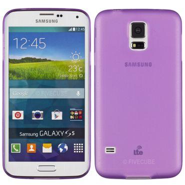 Yemota Pro Slimcase Samsung Galaxy S5 - Lila