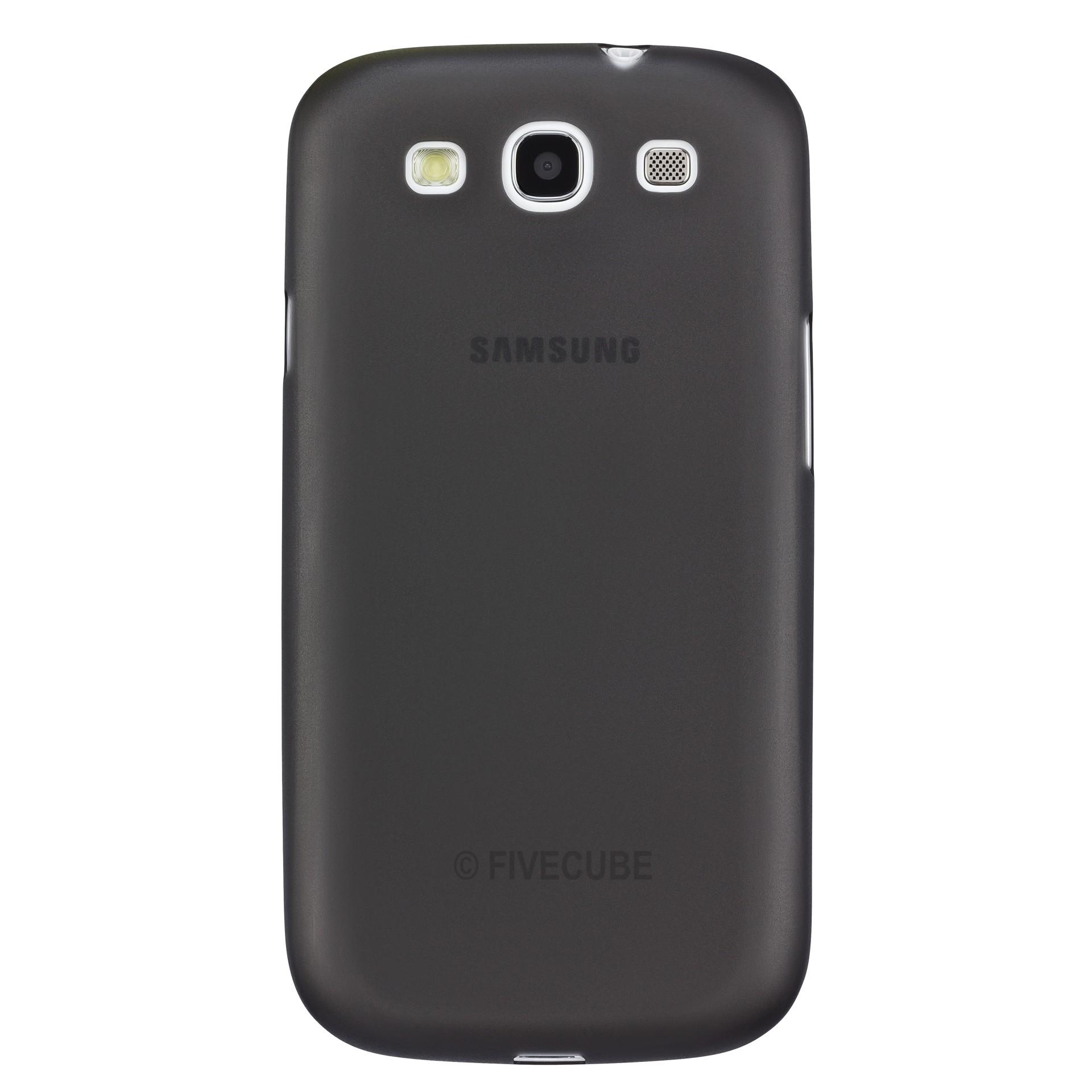 Yemota Pro Slimcase für Samsung Galaxy S3 - Schwarz